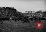 Image of University of Michigan football at Ferry Field Ann Arbor Michigan USA, 1917, second 24 stock footage video 65675041694