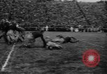 Image of University of Michigan football at Ferry Field Ann Arbor Michigan USA, 1917, second 30 stock footage video 65675041694