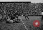 Image of University of Michigan football at Ferry Field Ann Arbor Michigan USA, 1917, second 38 stock footage video 65675041694