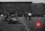 Image of University of Michigan football at Ferry Field Ann Arbor Michigan USA, 1917, second 39 stock footage video 65675041694