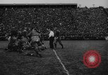 Image of University of Michigan football at Ferry Field Ann Arbor Michigan USA, 1917, second 40 stock footage video 65675041694