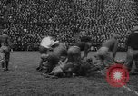 Image of University of Michigan football at Ferry Field Ann Arbor Michigan USA, 1917, second 53 stock footage video 65675041694