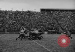 Image of University of Michigan football at Ferry Field Ann Arbor Michigan USA, 1917, second 57 stock footage video 65675041694