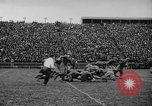 Image of University of Michigan football at Ferry Field Ann Arbor Michigan USA, 1917, second 58 stock footage video 65675041694