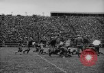 Image of University of Michigan football at Ferry Field Ann Arbor Michigan USA, 1917, second 60 stock footage video 65675041694