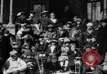 Image of Disabled people go on an outing United States USA, 1917, second 24 stock footage video 65675041697