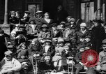 Image of Disabled people go on an outing United States USA, 1917, second 28 stock footage video 65675041697