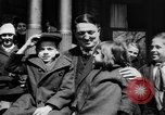 Image of Disabled people go on an outing United States USA, 1917, second 45 stock footage video 65675041697