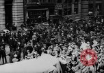 Image of New York Curb Market Brokers on Broad Street New York City USA, 1918, second 11 stock footage video 65675041698