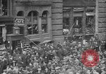 Image of New York Curb Market Brokers on Broad Street New York City USA, 1918, second 13 stock footage video 65675041698