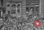 Image of New York Curb Market Brokers on Broad Street New York City USA, 1918, second 15 stock footage video 65675041698
