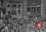 Image of New York Curb Market Brokers on Broad Street New York City USA, 1918, second 16 stock footage video 65675041698
