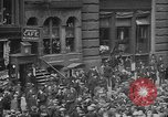 Image of New York Curb Market Brokers on Broad Street New York City USA, 1918, second 18 stock footage video 65675041698