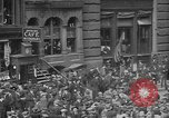Image of New York Curb Market Brokers on Broad Street New York City USA, 1918, second 19 stock footage video 65675041698