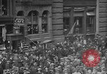 Image of New York Curb Market Brokers on Broad Street New York City USA, 1918, second 20 stock footage video 65675041698