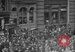 Image of New York Curb Market Brokers on Broad Street New York City USA, 1918, second 21 stock footage video 65675041698