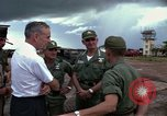 Image of Ambassador Maxwell Taylor South Vietnam, 1964, second 9 stock footage video 65675041704