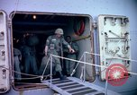 Image of 1st Infantry Division Vietnam arrival Vietnam, 1965, second 4 stock footage video 65675041714