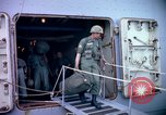 Image of 1st Infantry Division Vietnam arrival Vietnam, 1965, second 5 stock footage video 65675041714