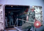 Image of 1st Infantry Division Vietnam arrival Vietnam, 1965, second 6 stock footage video 65675041714