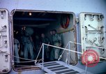 Image of 1st Infantry Division Vietnam arrival Vietnam, 1965, second 8 stock footage video 65675041714