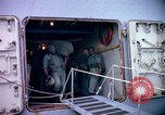 Image of 1st Infantry Division Vietnam arrival Vietnam, 1965, second 15 stock footage video 65675041714