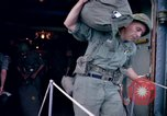 Image of 1st Infantry Division Vietnam arrival Vietnam, 1965, second 18 stock footage video 65675041714