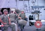 Image of 1st Infantry Division Vietnam arrival Vietnam, 1965, second 21 stock footage video 65675041714