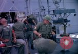 Image of 1st Infantry Division Vietnam arrival Vietnam, 1965, second 22 stock footage video 65675041714