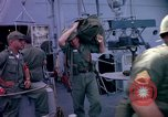 Image of 1st Infantry Division Vietnam arrival Vietnam, 1965, second 24 stock footage video 65675041714