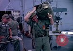 Image of 1st Infantry Division Vietnam arrival Vietnam, 1965, second 25 stock footage video 65675041714