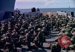 Image of 1st Infantry Division Vietnam arrival Vietnam, 1965, second 30 stock footage video 65675041714