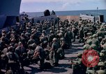 Image of 1st Infantry Division Vietnam arrival Vietnam, 1965, second 32 stock footage video 65675041714