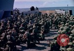 Image of 1st Infantry Division Vietnam arrival Vietnam, 1965, second 33 stock footage video 65675041714