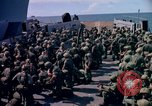 Image of 1st Infantry Division Vietnam arrival Vietnam, 1965, second 34 stock footage video 65675041714