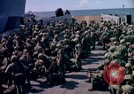 Image of 1st Infantry Division Vietnam arrival Vietnam, 1965, second 36 stock footage video 65675041714
