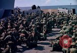 Image of 1st Infantry Division Vietnam arrival Vietnam, 1965, second 37 stock footage video 65675041714