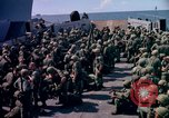 Image of 1st Infantry Division Vietnam arrival Vietnam, 1965, second 38 stock footage video 65675041714