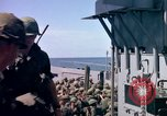 Image of 1st Infantry Division Vietnam arrival Vietnam, 1965, second 40 stock footage video 65675041714
