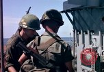 Image of 1st Infantry Division Vietnam arrival Vietnam, 1965, second 41 stock footage video 65675041714