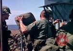 Image of 1st Infantry Division Vietnam arrival Vietnam, 1965, second 46 stock footage video 65675041714