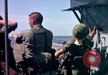 Image of 1st Infantry Division Vietnam arrival Vietnam, 1965, second 47 stock footage video 65675041714