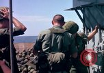 Image of 1st Infantry Division Vietnam arrival Vietnam, 1965, second 48 stock footage video 65675041714