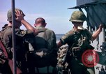 Image of 1st Infantry Division Vietnam arrival Vietnam, 1965, second 49 stock footage video 65675041714
