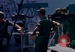 Image of 1st Infantry Division Vietnam arrival Vietnam, 1965, second 56 stock footage video 65675041714