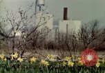 Image of nuclear plant United States USA, 1967, second 15 stock footage video 65675041730