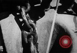 Image of United States Coast Guard transports carry amphibious forces Guadalcanal Solomon Islands, 1942, second 8 stock footage video 65675041744