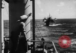 Image of United States Coast Guard transports carry amphibious forces Guadalcanal Solomon Islands, 1942, second 24 stock footage video 65675041744