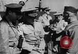 Image of United States Coast Guard transports carry amphibious forces Guadalcanal Solomon Islands, 1942, second 41 stock footage video 65675041744