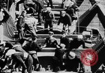 Image of United States Coast Guard transports carry amphibious forces Guadalcanal Solomon Islands, 1942, second 55 stock footage video 65675041744